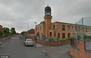 caldmore mosque 1